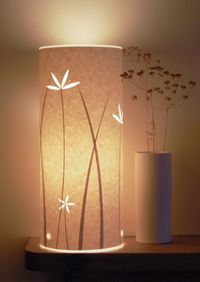 Small Alpine Meadow Table Lamp - click for details