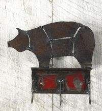 Three hook pig - click for details