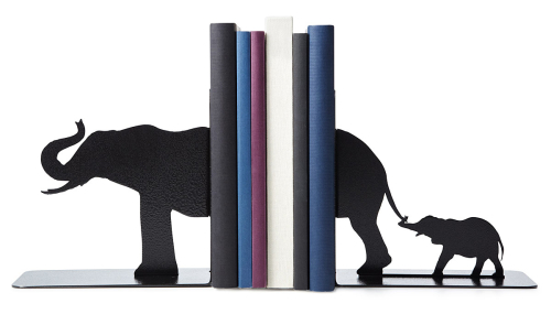 Elephant-family-bookends2